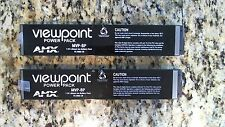 AMX Viewpoint MVP-BP Brand New power pack 7.2 Lithium Ion Batteries Pack