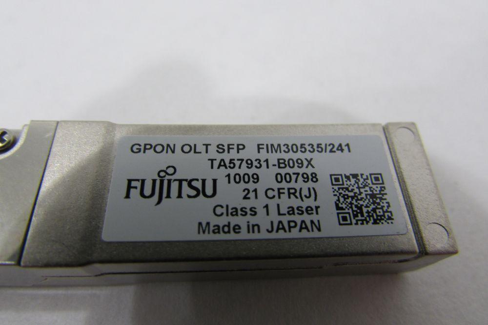 Fujitsu FIM30538//200 WDM 2488M//1244M G-PON OLT Bi-directional SFP TA57931-B05X