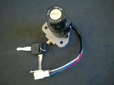 Kawasaki KZ200A KZ250D KZ250L KZ400A KZ400B Ignition Switch OEM# 27005-094