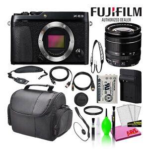 Fujifilm-X-E3-Digital-Camera-with-18-55mm-Lens-16558798-Starter-Bundle
