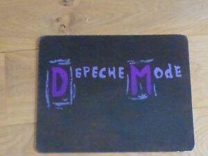 Depeche-Mode-Violator-Logotipo-Raro-French-Plv-Carton-Display