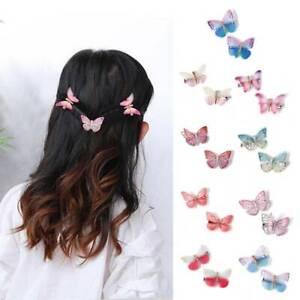 2pcs-Fashion-Women-Girls-Colour-Butterfly-Barrette-Hair-Clip-Hairpin-Accessories