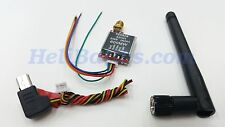 NEW TS5828 FPV Mini 5.8Ghz 600mW 32 ChannelsWireless A/V 5km range TX DJI Gopro