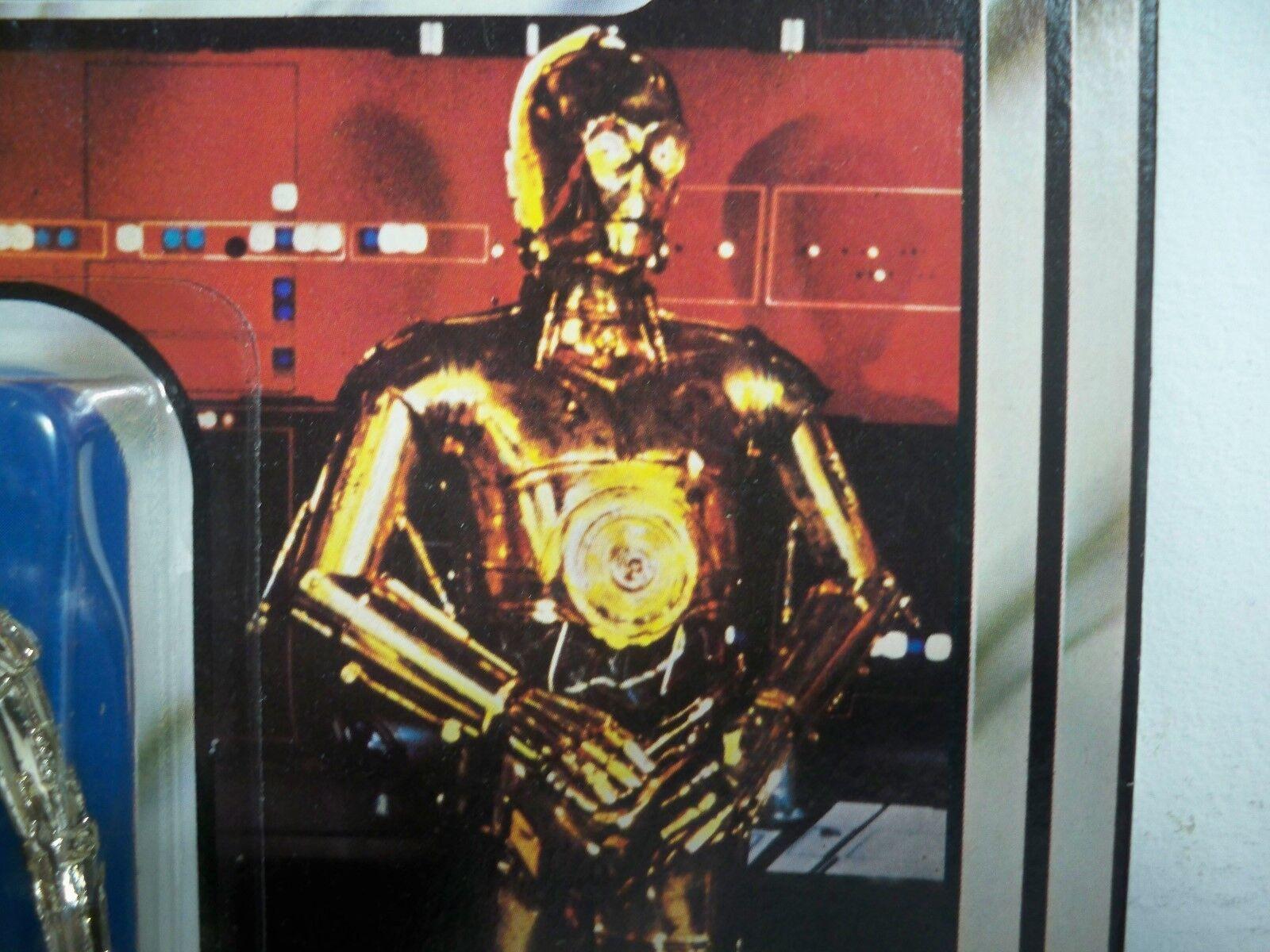 K1735616 C3PO menta en tarjeta ENLOMADOR menta en tarjeta Sellada Star Wars 12 Nuevo Original