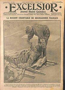 Poilus-Brancardier-Croix-Rouge-Armee-Francaise-Feldgrau-Blesse-Marne-WWI-1915