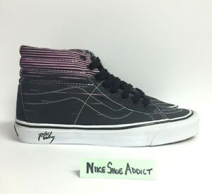 81e8812ebf Image is loading Vans-SK8-Hi-Decon-Nubuck-VN0A2Y2YKCA-Flaming-Multi-