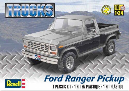 Revell Monogram 1//24 1980 Ford Ranger Pickup # 85-4360