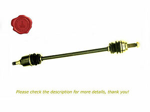 1-Driver-Side-Nissan-Pulsar-N13-Non-LSD-New-CV-Joint-Drive-Shaft-5-87-9-91