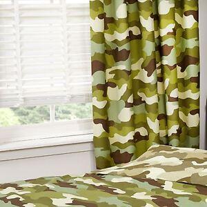 Camouflage 168cm X 137cm Doublure rideaux neuf armée militaire ...