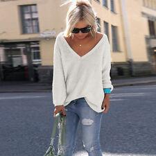 20203437446 item 3 Women s Batwing Long Sleeve Loose Knit Sweater Casual Jumper Top  Sweatshirts -Women s Batwing Long Sleeve Loose Knit Sweater Casual Jumper  Top ...