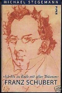 Michael Stegemann - Franz Schubert - Deutschland - Vollständige Widerrufsbelehrung Widerrufsbelehrung Widerrufsrecht Sie haben das Recht, binnen vierzehn Tagen ohne Angabe von Gründen diesen Vertrag zu widerrufen. Die Widerrufsfrist beträgt vierzehn Tage ab dem Tag, - an dem Sie oder ein  - Deutschland