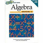 Algebra: Book 1 by Steve Jahnke (Paperback, 2000)
