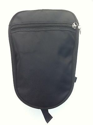Motorcycle Tail Bag Carry bag with Straps Mini accessories bag For Motorbike NEW