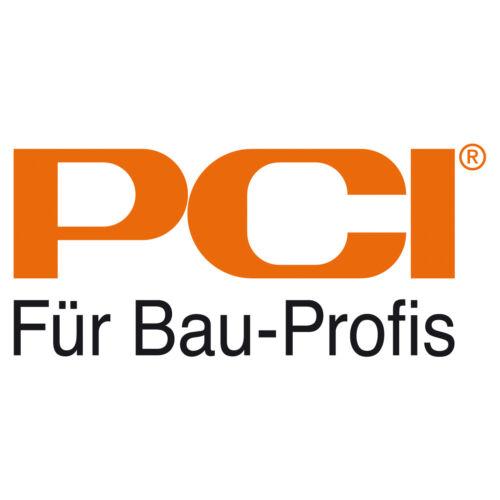 PCI Pecitape® DE 20 mm links Duschboardecke Abdichtung Bad Lastogum Flüssigfolie