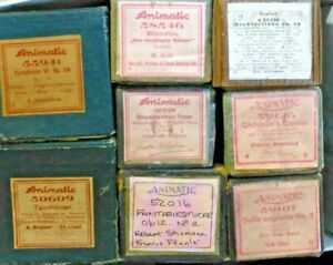 PIANOLA-ROLLS-8-Hupfeld-Hand-Played-Artist-Signed-Piano-Rolls