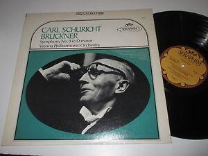 LP-BRUCKNER-SYMPHONY-9-SCHURICHT-Seraphim-S-60047-Austria