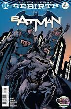 BATMAN #2, New, First print, DC REBIRTH (2016)