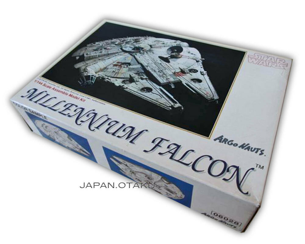 ARGO NAUTS 1 144 MILLENNIUM FALCON Model Kit