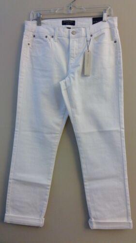 bianco Fidanzata Jeans da Republic Nwt 6 14 12 chiaro di Sz 8 Banana 4 donna Lavaggio o qn6Cqrxgw