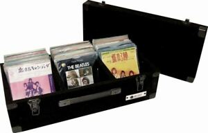 Odyssey-C45200-Carpeted-Record-Case-Holds-up-to-200-7-034-Inch-45-RPM-Vinyl-Records