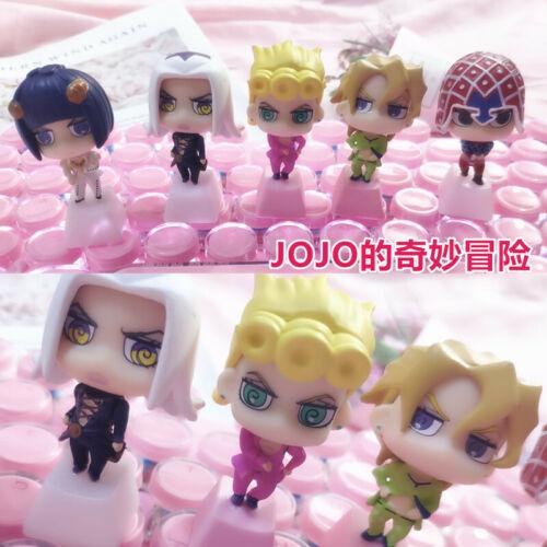 Japan JoJo/'s Bizarre Adventure 3D Cartoon Keycaps Giorno key cap Gift Handmade