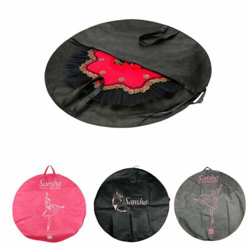 Sansha Lightweight Tutu Pancake Cover Protector Carrier Bags Sizes 80//105//108cm