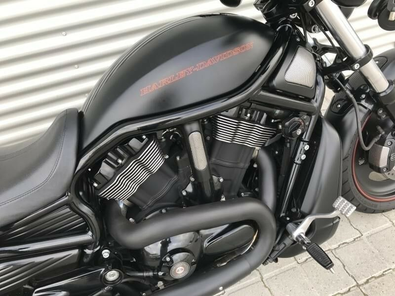Harley-Davidson, VRSCDX Night Rod Special, 1200