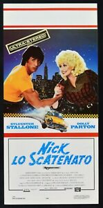Plakat Nick Lo Unleashed Sylvester Stallone Dolly Parton L02