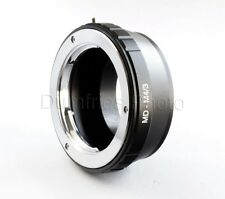 Quality Minolta MD Lens to M4/3 Mount Adapter for all Micro Four Thirds system