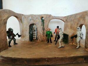 Star Wars Tatooine Diorama, Buildings
