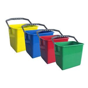 Vier Farben System.Details Zu Eimer 5 Liter 4 Farben System Freie Farbwahl Putzeimer