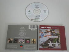 THE CARS/HEARTBEAT CITY(ELEKTRA 7559-60296-2) CD ALBUM