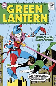 GREEN LANTERN #1 FACSIMILE EDITION DC//2020 GIL KANE COVER ORIGIN RETOLD