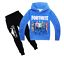 Kids Boys Fortnit Long Sleeve Shirt Tops+Pants A Suits 6-14 Years Fashion Gift