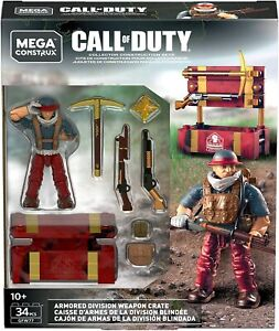 """MEGA BLOKS CONSTRUX CALL OF DUTY BUILDABLE WEAPONS /""""YOU PICK//CHOOSE/"""""""