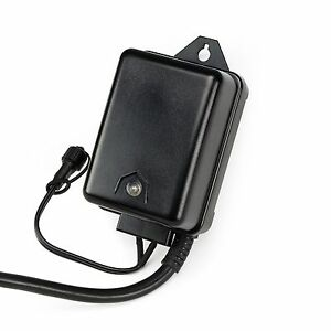 Aquascape Manual 60 Watt 12 Volt Transformer W Photocell Ebay