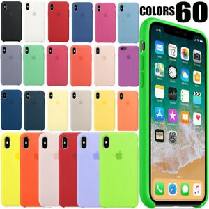 CASE-FOR-APPLE-IPHONE-7-8-PLUS-X-XS-MAX-XR-ORIGINAL-SILICONE-OEM-COVER-NEW-COLOR