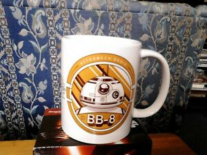 Star-Wars-Disney-Official-Product-BB-8-Ceramic-Mug-New-in-Box