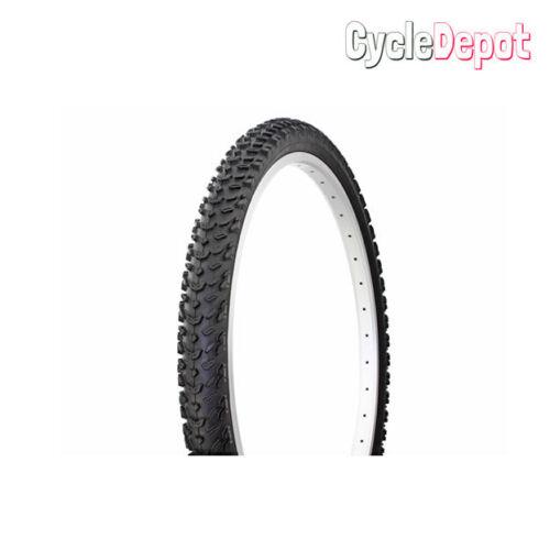 "268440 Duro Bike Tire 26/"" x 2.10/"" BlCYCLE TlRE MTB BlKE BLACK MTB MOUNTAIN"