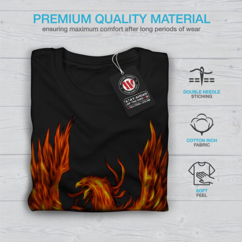 Pheonix Fire Bird Fantasy Women Long Sleeve T-shirt NEWWellcoda