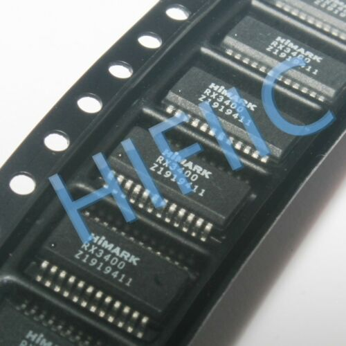RX3400 Low Power ASK Receiver IC SSOP24
