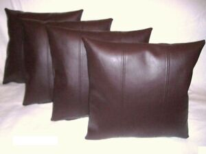 Pillow Cushion Cover Case Throw Sofa Decor Mermaid Leather Glitter Home Covers10