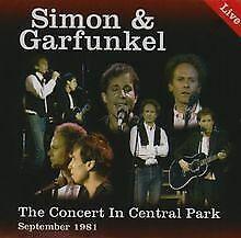 Simon-amp-Garfunkel-Concert-in-Central-Park-September-1981-CD-Zustand-gut