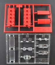 Pocher 1:8 Zylinder Teile Glas Set Ferrari F40 Baugruppe R S K55 A6