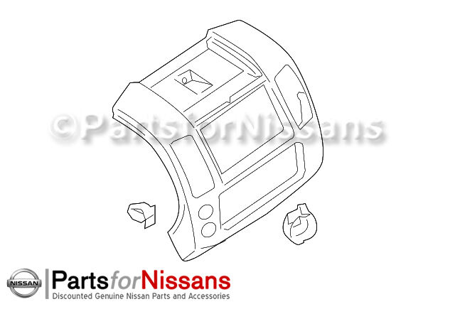 le oem and source accessory warehouse nissan titan your parts