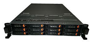 Tyan 2U Free NAS 12-Bay Server- SAS/SATA 6GB -3.5' w/ 2 x 8-cores (no RAM)