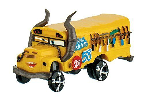 Bullyland 12910 Figura Disney Cars 3-Miss Fritter