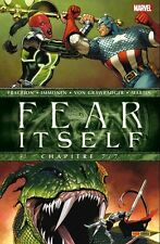 FEAR ITSELF N°7 Marvel Panini Comics