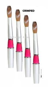 MISAKI-Kolinsky-Acrylic-Nail-Brush-For-Manicure-Powder-CRIMPED-Choose-size