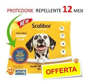 Scalibor Collare - TAGLIA GRANDE 65 cm - Collare Antiparassitario per cane cani